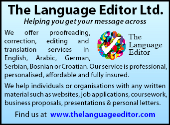 Oxford language editing service