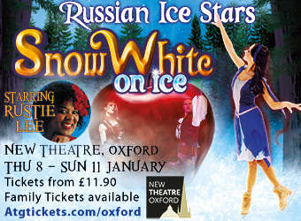 The Russian Ice Stars present Snow White on ice, at the New Theatre, Thu 8 - Sun 11 January