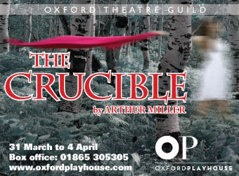 Daily Info, Oxford Events: Oxford Theatre Guild - The Crucible