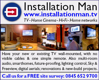 Daily Info, Oxford: Installation Man - for everything TV & audio!