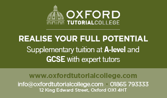 Oxford Tutorial College offer GCSE and A Level Tuition