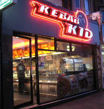 picture of Kebab Kid (Cowley Road)