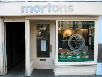 picture of Mortons, New Inn Hall Street