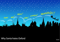 Why Santa Hates Oxford