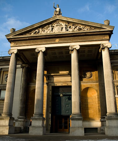 The Ashmolean