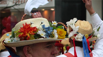 Morris hats