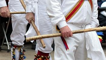 Morris sticks