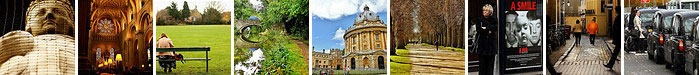Click here to see CVR's Oxford pictures on Flickr