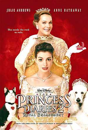 Princess Diaries 2 Wedding Gown worn by Anne Hathaway