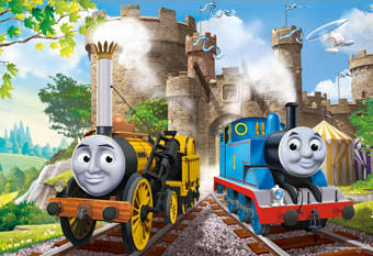 Thomas & Friends: King of the Railway [U] - Daily Info