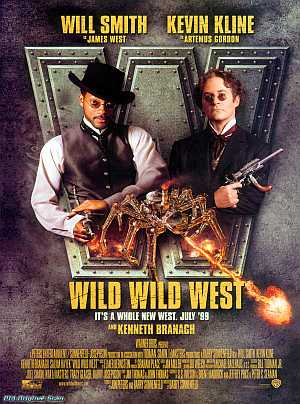 Wild wild west (1998) Truefrench 720p HDTV x264 Overs AC3 5 1[teams overs net] preview 0