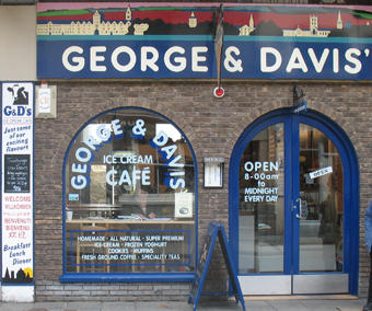 picture of G & D's (George and Davis)