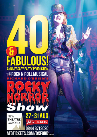 The Rocky Horror Show at the New Theatre: 27th - 31st August