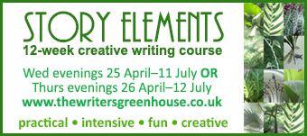 Story Elements - 12-week creative writing course - The Writers' Greenhouse