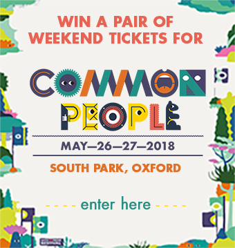 Common People Oxford 2018