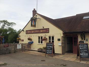 Best Pub Food In Woodstock Oxford