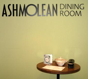 Ashmolean Rooftop Restaurant | Daily Info, Oxford Venue Reviews