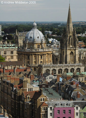 Freshers' Guide To Oxf...