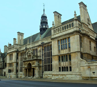 oxford exam schools thesis Doctoral theses in international relations at oxford have won a remarkable   copy of the thesis, as approved by the examiners, to the examination schools for .